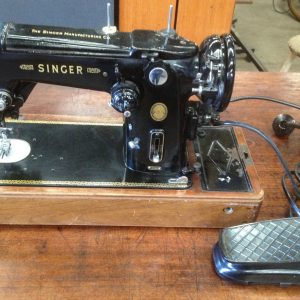 Vintage Singer Sewing Machine Melbourne | Halsey Road Recyclers