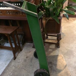 Vintage Industrial Warehouse Metal Trolley | Melbourne | Halsey Road Recyclers