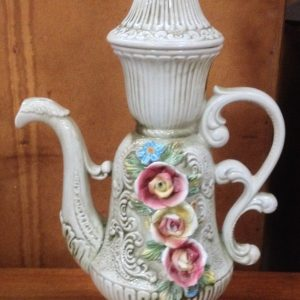 Magnificent Italy 1960s Vintage Capodimonte Large Vase Urn   Melbourne   Halsey Road Recyclers