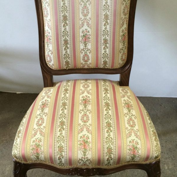 Set Of 6 Antique Reproduction Carver Dining Chairs On Cabriole Legs |  Melbourne | Halsey Road