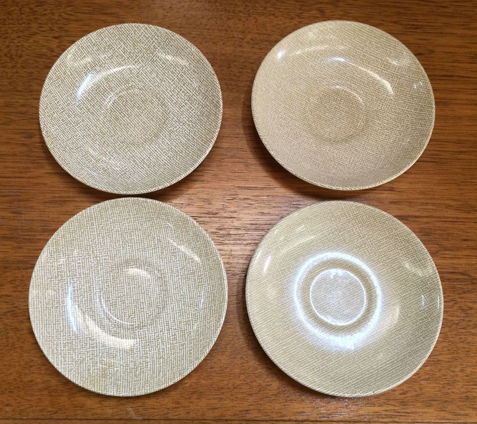 Vintage Retro Set Of 11 Pieces Of Roydon Aztec New Zealand Dinnerware | Melbourne | Halsey & Vintage Retro Set Of 11 Pieces Of Roydon Aztec New Zealand ...