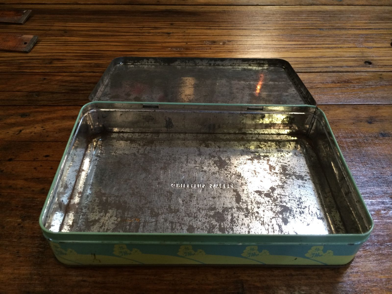 Vintage Collectable Finest Selected Toffees Griffiths Sweets Tin | Halsey Road Recyclers