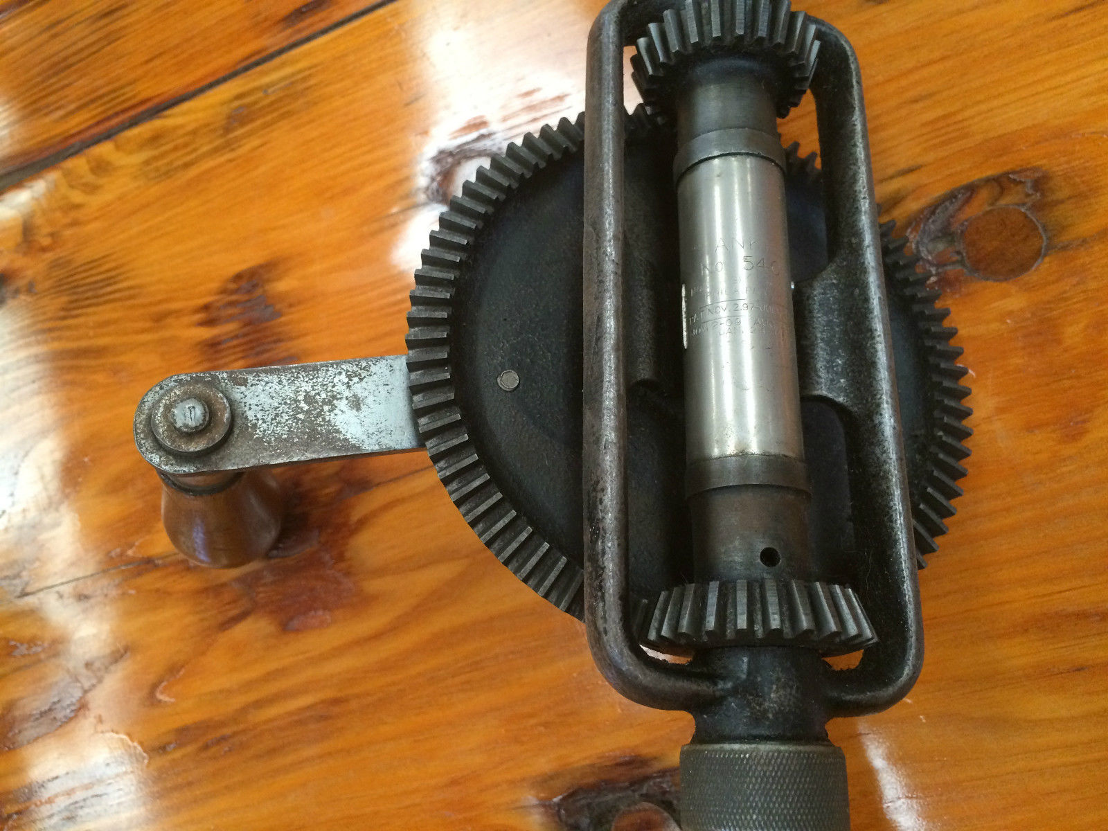 Vintage Yankee No 540 Hand Drill | Halsey Road Recyclers