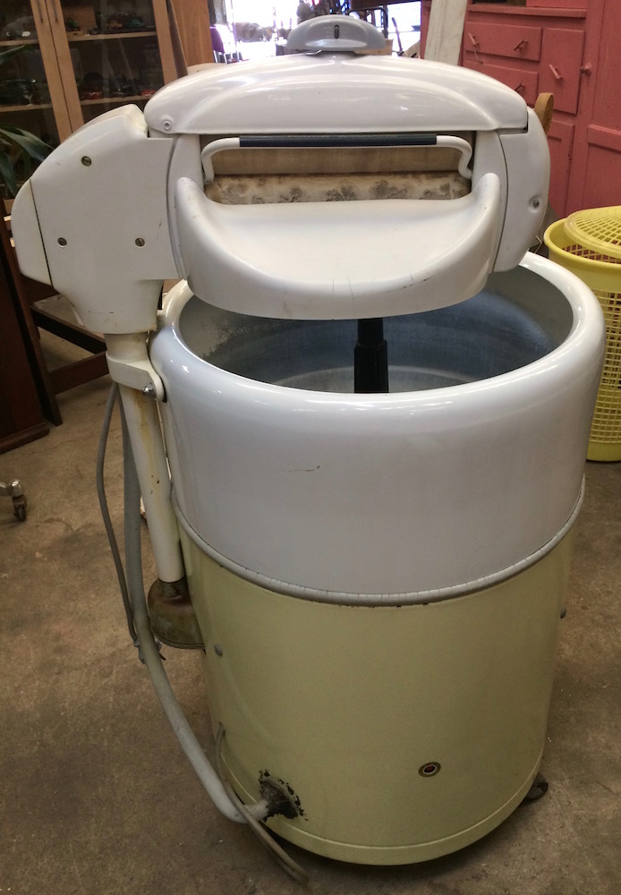 Vintage Westinghouse Wringer Washer With Instruction Manual Working Order|Melbourne|Halsey Road Recyclers