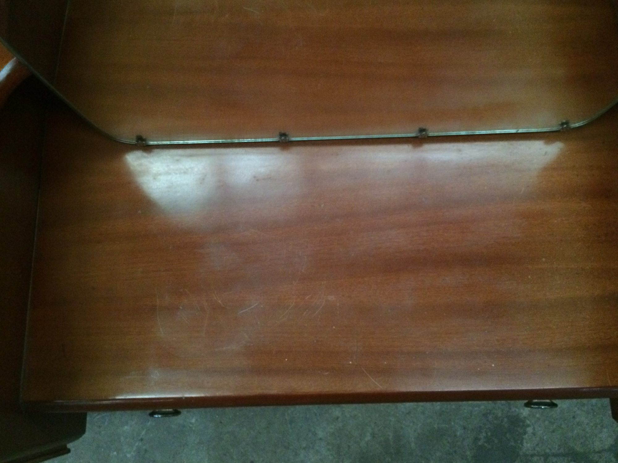 Vintage Retro Dressing Table |Melbourne | Halsey Road Recyclers