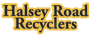 halsey road recyclers logo