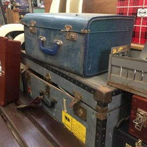 Boxes, Trunks and Luggage