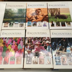 Bulk Lot Of 6 2007 Readers Digest Encounters Real Life Reading | Melbourne | Halsey Road Recyclers