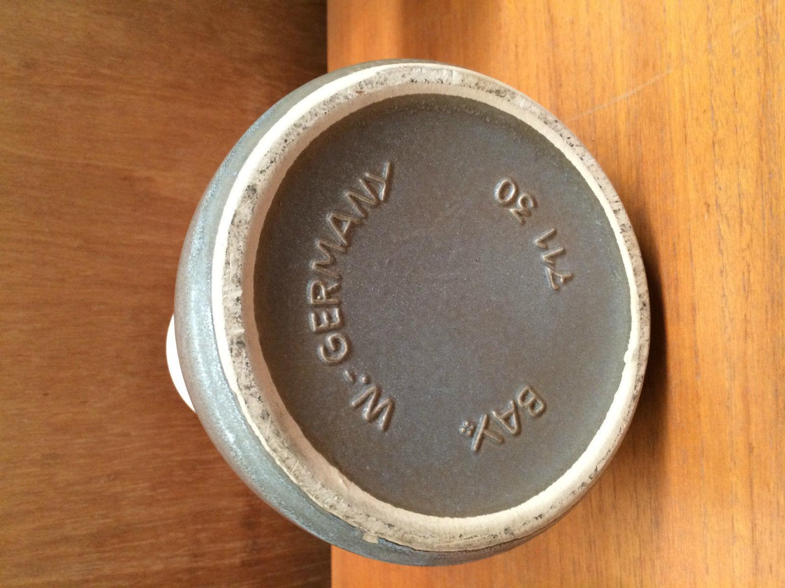 Large Vintage Retro West German Bay Pottery Vase | Melbourne | Halsey Road Recyclers