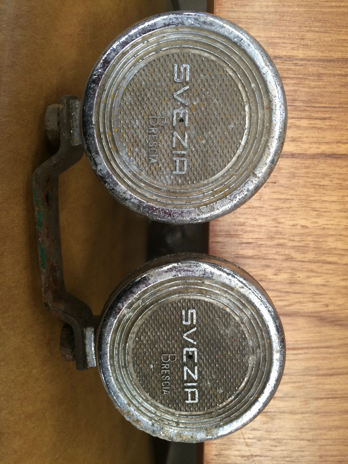Vintage 1930's Svezia Brescia Car Horn | Melbourne | Halsey Road Recyclers