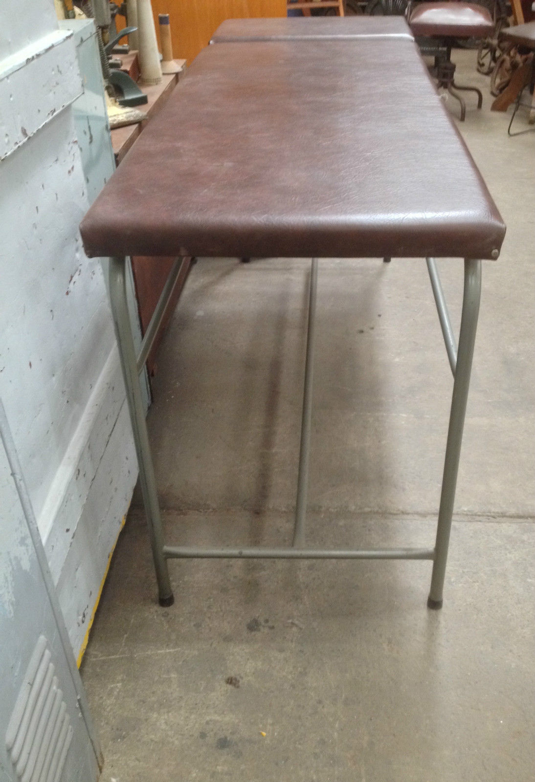 Vintage Massage Table | Melbourne | Halsey Road Recyclers