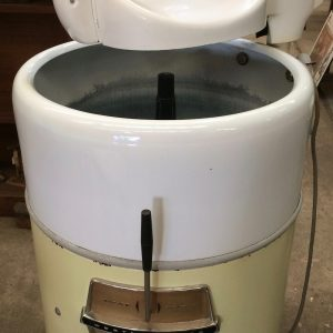 Vintage Westinghouse Wringer Washer With Instruction Manual Working Order Melbourne Halsey Road Recyclers