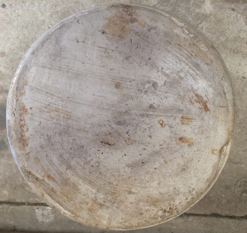 Vintage Large Stoneware Pottery Demijohn 39Cm High X 23Cm Diameter |Melbourne | Halsey Road Reccylers