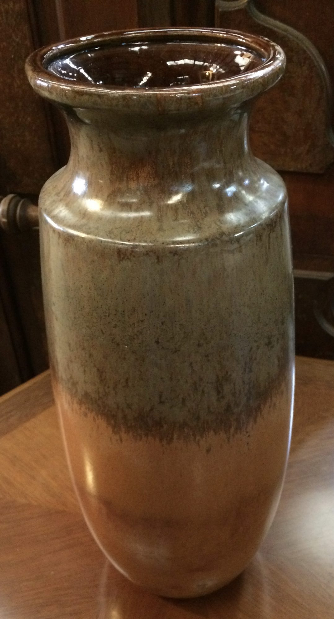 Large Vintage Retro West Germany Scheurich Pottery Floor Vase 239-41| Melbourne |Halsey Road Recyclers