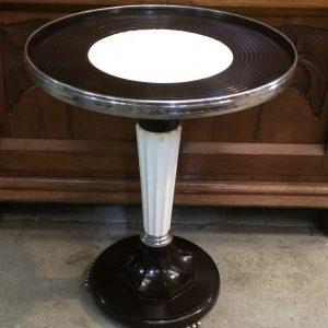 Antique Vintage Art Deco Tilley Bakelite Side Table | Melbourne | Halsey Road Recyclers